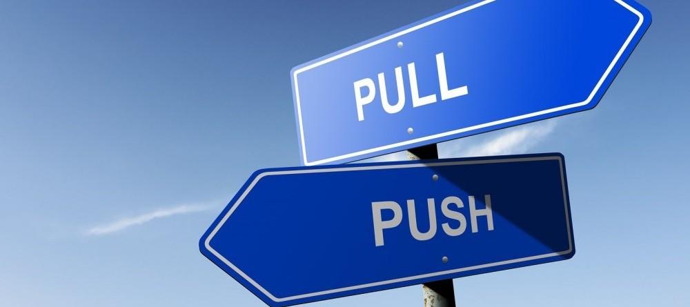 Push pull technique dating