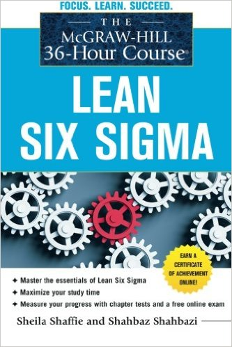 Lean Six Sigma Books
