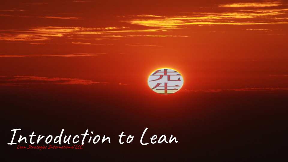 Introduction to Lean