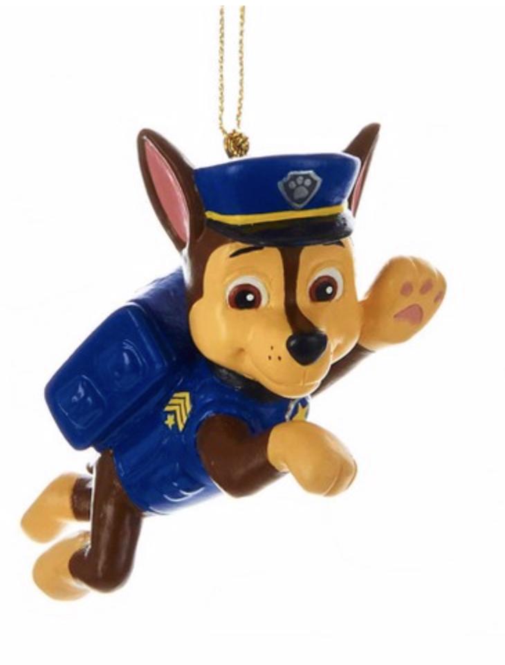 Paw Patrol Christmas Ornament.Paw Patrol Christmas Ornaments