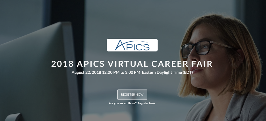 APICS Virtual Career Fair